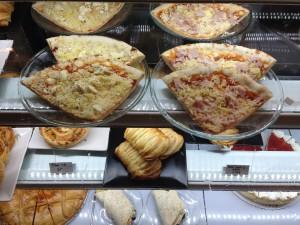 pizzas en sevilla