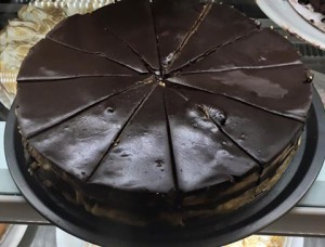 tarta de chocolate y galletas en sevilla. PASTELERIA SEVILLA