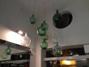 LA LAMPARA DE LA CREME DE LA CREME , realizada por un conocido diseñador.