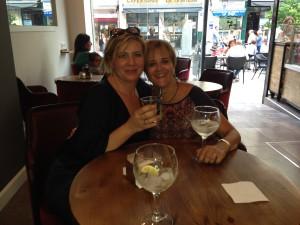 Gin tonics en Sevilla