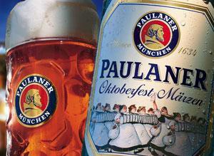 paulaner en sevilla. cerveza alemana en sevilla. oktoberfest sevilla