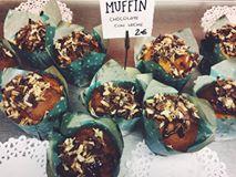 muffins de chocolate en sevilla