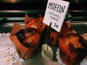 muffins sevilla