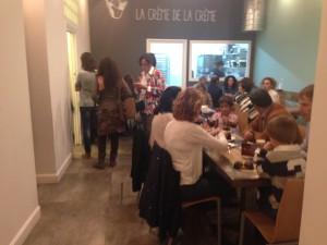 desayunos en sevilla. cafeterias pastelerias con salones en el centro de sevilla