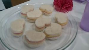 sandwich para cumpleaños en sevilla