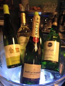 Vinos franceses, Champagne,