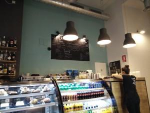 cafeterias sevilla
