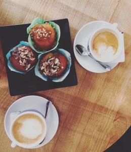 la creme de la creme sevilla cafe muffins