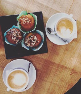 la creme de la creme sevilla cafe muffins. desayunos sevilla. breakfast sevilla