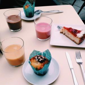 BAKERY SEVILLE. desayunos sevilla. breakfast sevilla