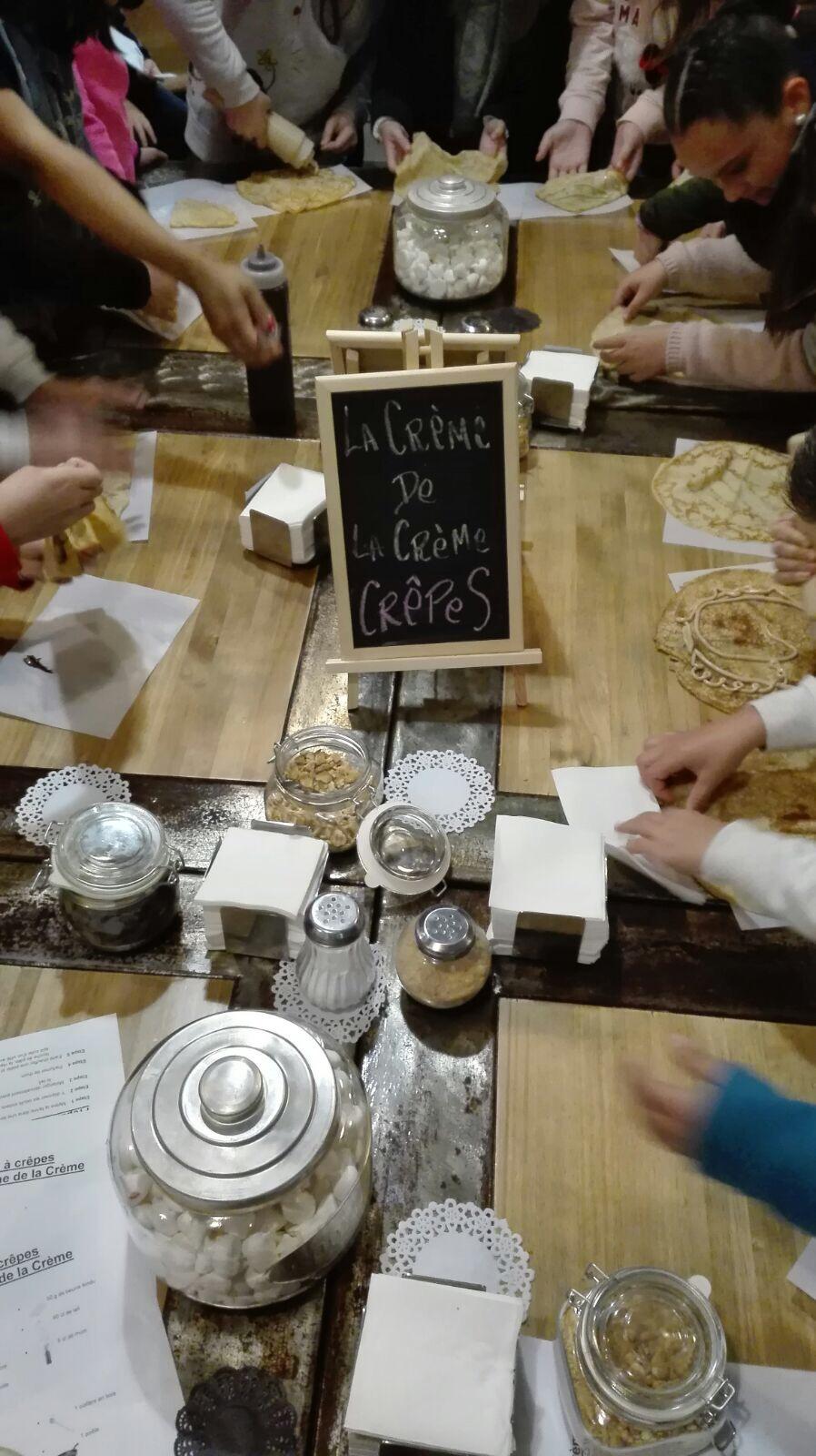 Taller de reposteria y pasteleria para colegios en sevilla