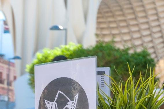pastelerias en sevilla con vistas a las setas de sevilla