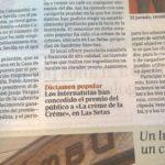 premio catunambu ABC a sitio con más encanto de Sevilla para tomar Café