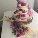 TARTAS DE BODA EN SEVILLA. WEDDING CAKE
