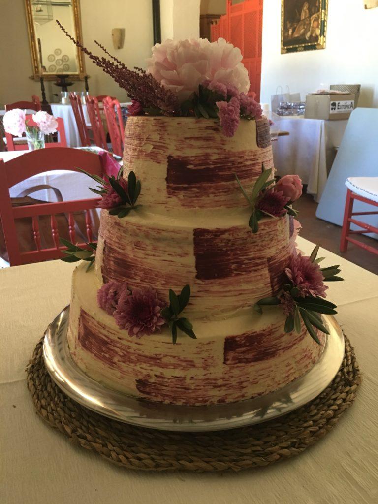 diseño y creación de tartas para bodas en sevilla. weddings cake seville