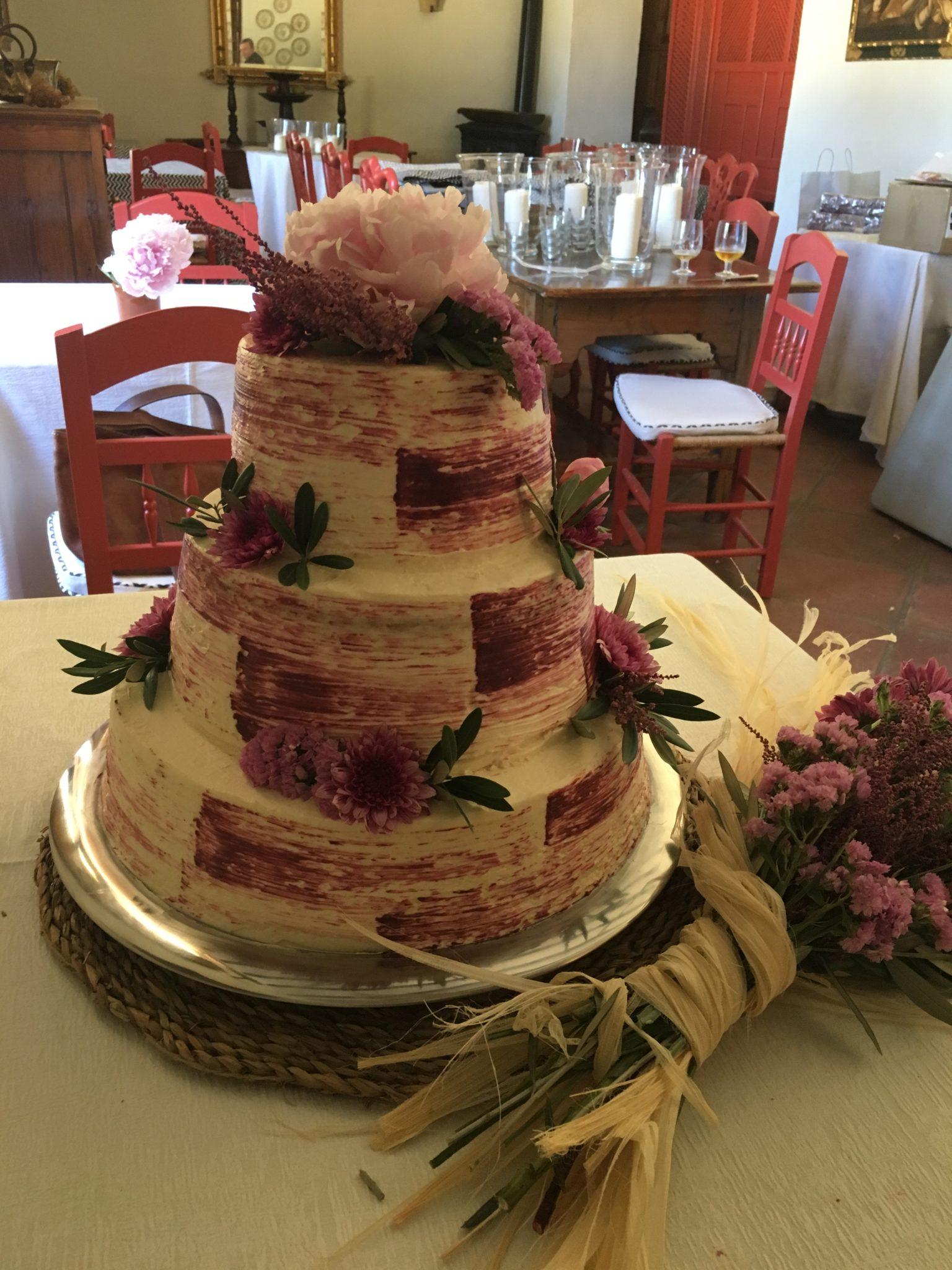 tartas de boda en sevilla