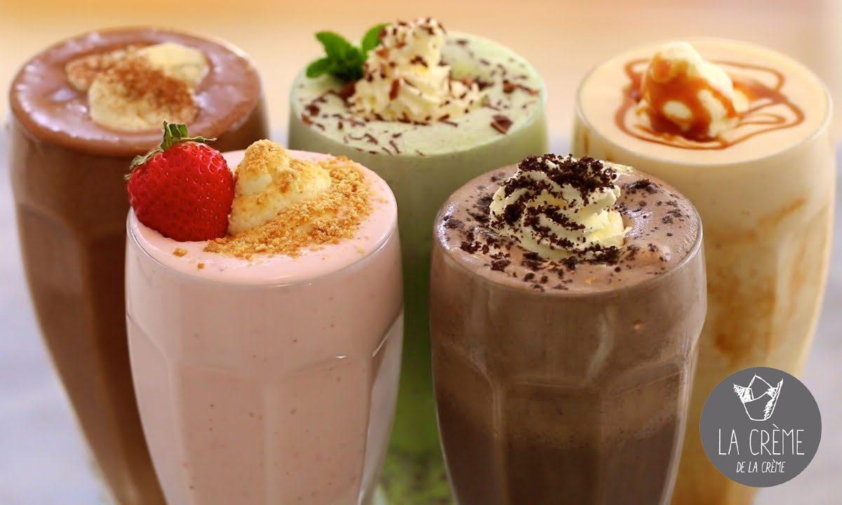 batidos helados en sevilla