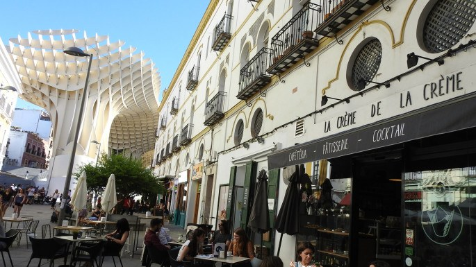 Where To Drink Coffee In Seville, Spain