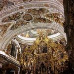 interior de la iglesia san luis de los franceses sevilla