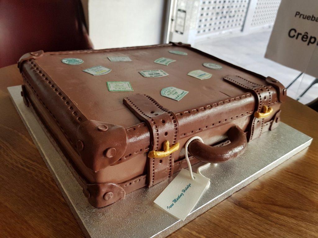 diseño de tartas en sevilla