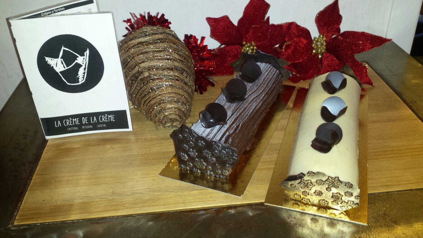 troncos de navidad en sevilla