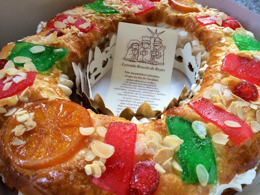 Roscon de Reyes de la Creme de la Creme sevilla
