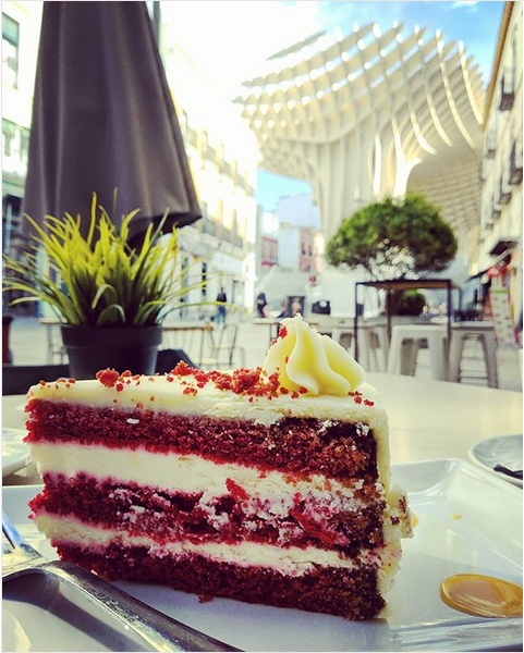 Tú Pastelería Cafetería en Las navidades de Sevilla. Tú Pastelería Cafetería en el Centro de Sevilla