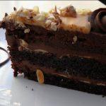 la mejor tarta de chocolate de Sevilla. La Crème de La Crème