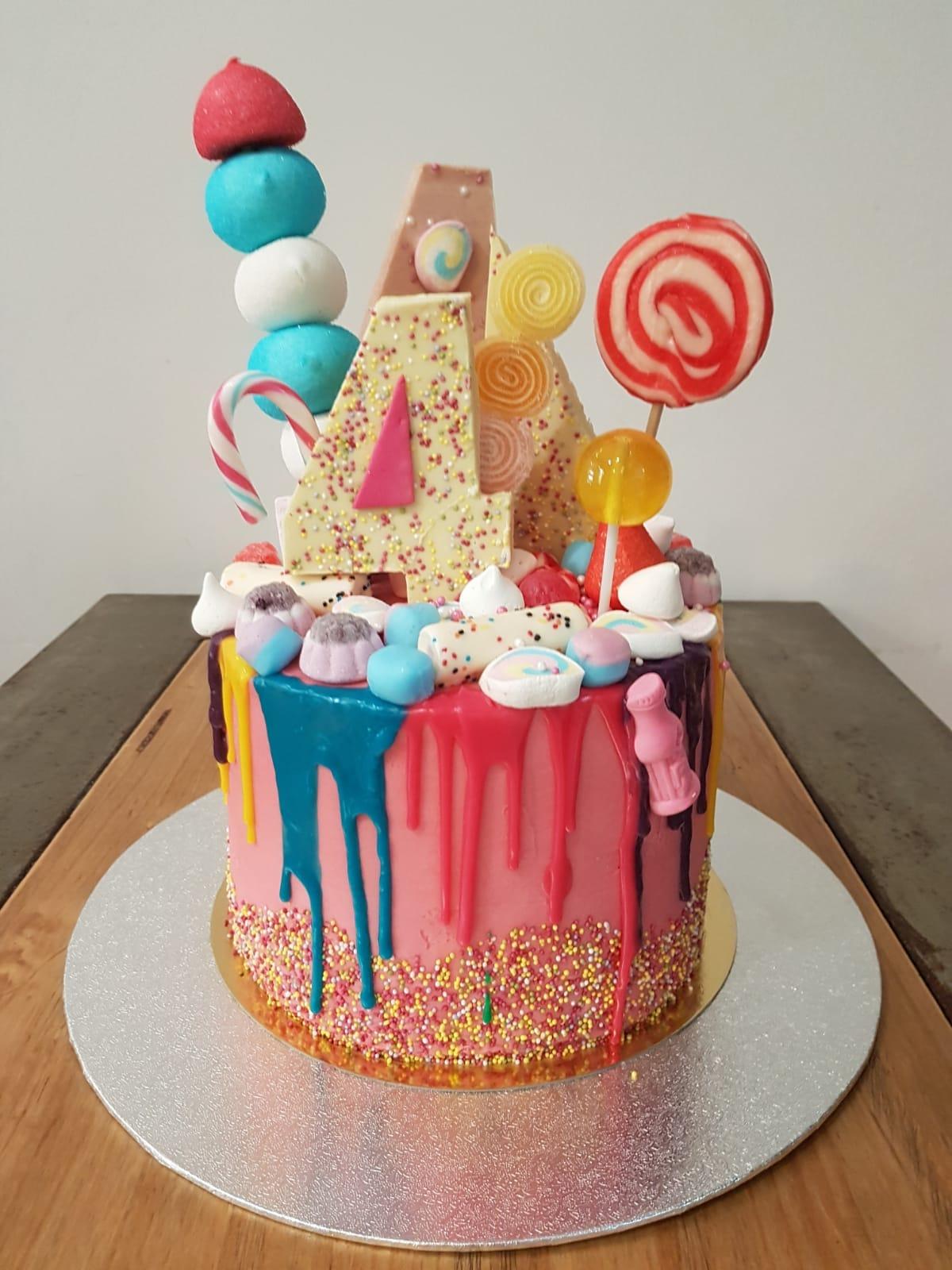 las mejores tartas de cumpleaños de sevilla