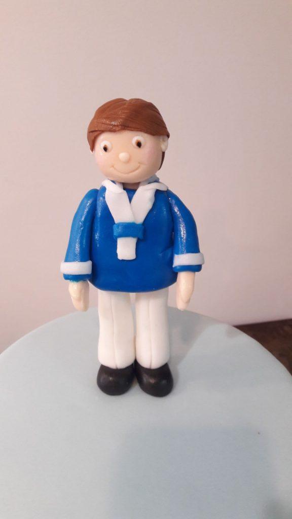 diseño y creacion de muñecos de tarta en sevilla