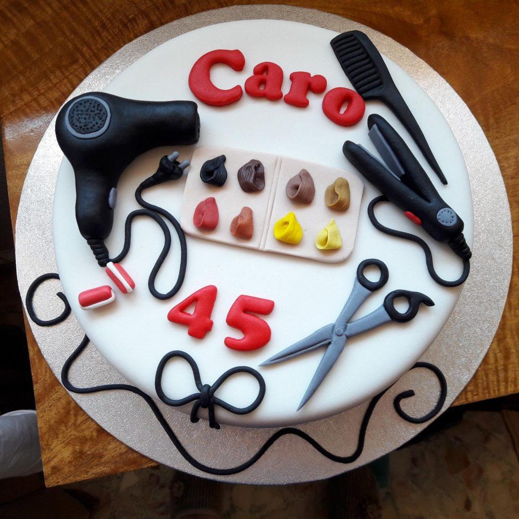 tarta para peluquera en sevilla