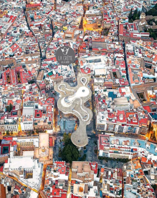navidades en Sevilla, navidades en las setas