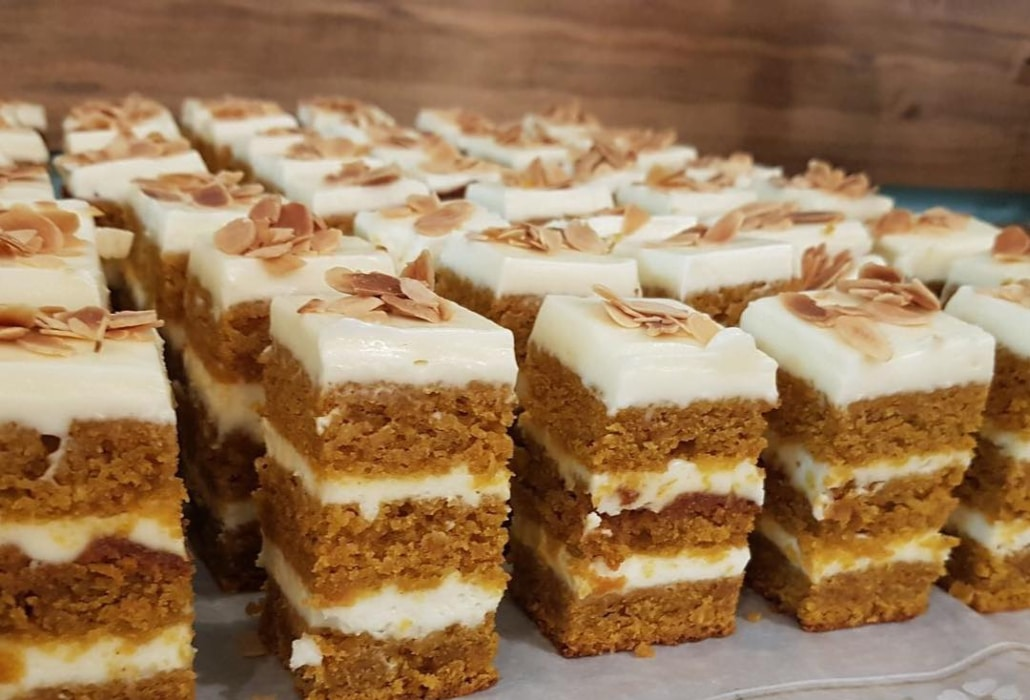 las mejores tartas de sevilla. las mejores tartas de zanahorias de sevilla