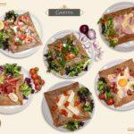 galettes bretonne en sevilla. crepes saladas en sevilla. restaurante frances en sevilla