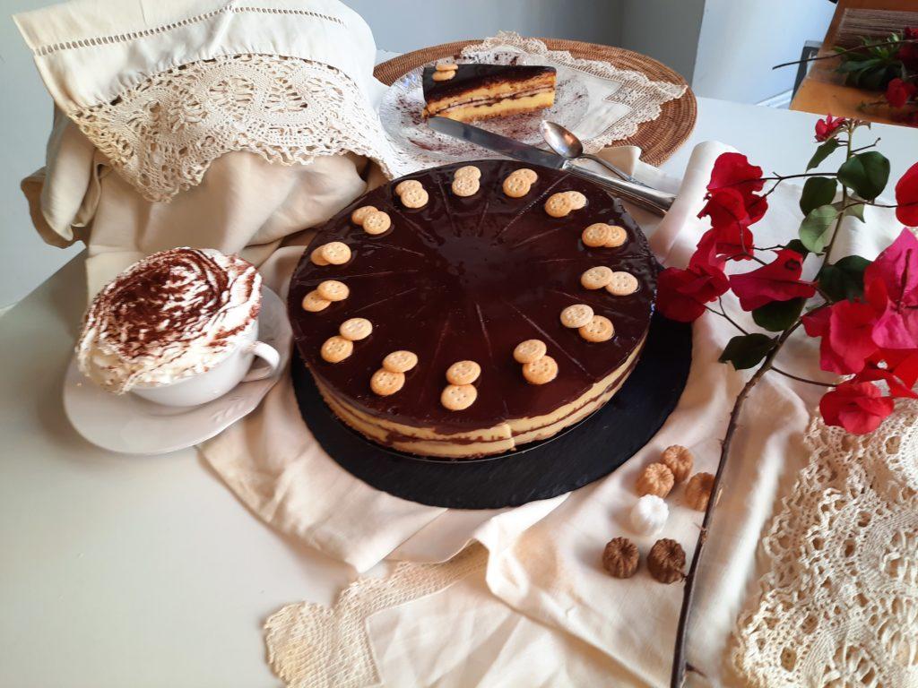 tarta de chocolate y galletas a domicilio en sevilla
