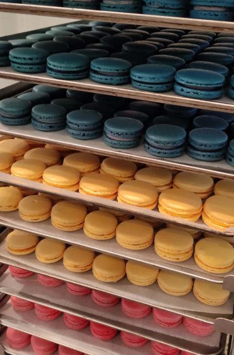 macarons en sevilla