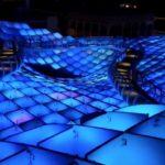 nuevo espectáculo de luz y de sonido de las setas de sevilla